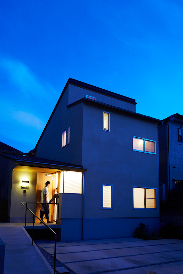 一級建築士事務所co-designstudio Modern houses