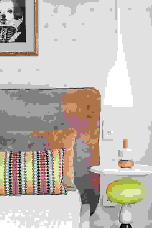 Спальня в стиле модерн от formativ. indywidualne projekty wnętrz Модерн