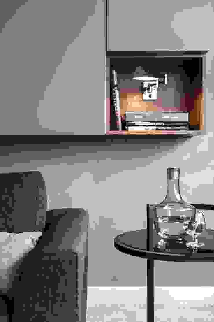 Mieszkanie w Gdyni 2013 Nowoczesny salon od formativ. indywidualne projekty wnętrz Nowoczesny