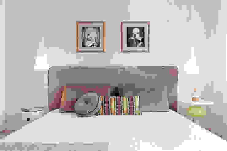 Apartament w Gdyni 2012: styl , w kategorii Sypialnia zaprojektowany przez formativ. indywidualne projekty wnętrz,Nowoczesny