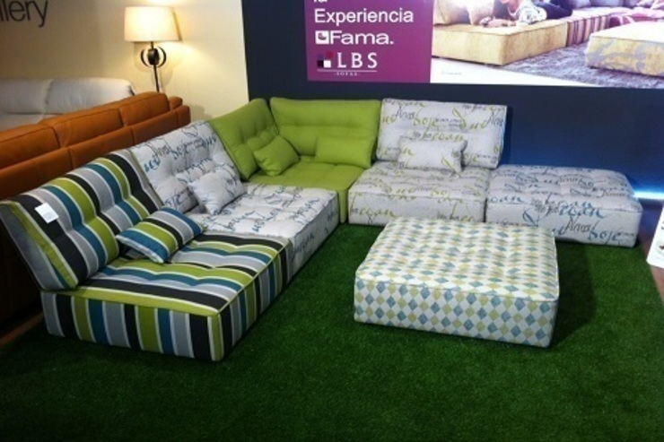 Living room by LBS-SOFAS & SILLAS & SILLONES