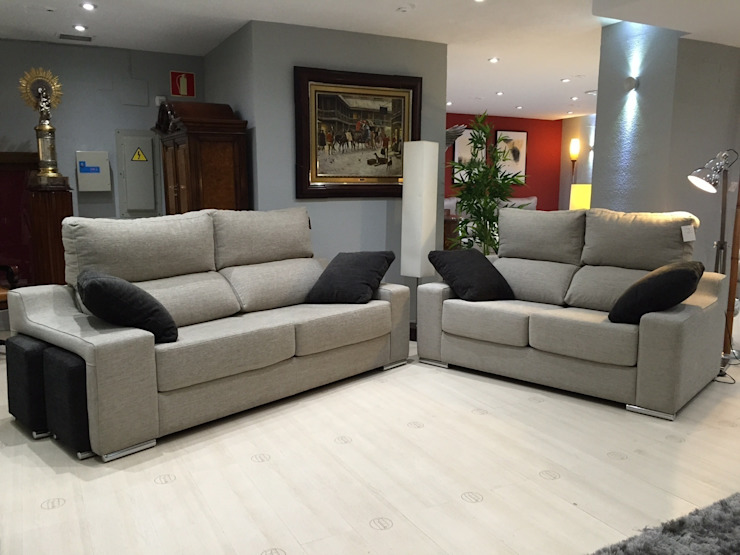 LBS-SOFAS & SILLAS & SILLONES ห้องนั่งเล่นโซฟาและเก้าอี้นวม