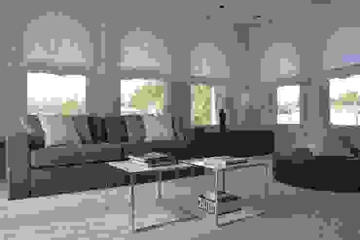 Estudios y despachos modernos de Interni 44 di Silvia Camerotto Moderno