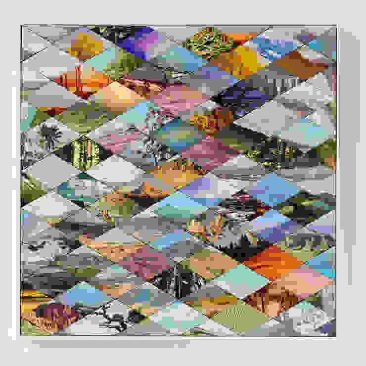Landscape one: modern  by Bombus, Modern