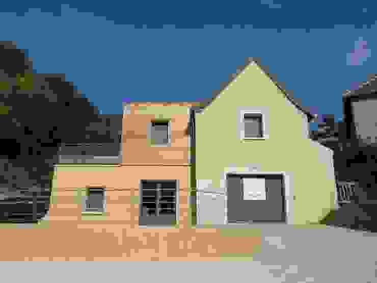 Modern Houses by LIARSOU et CONSTANT architectes DPLG Modern