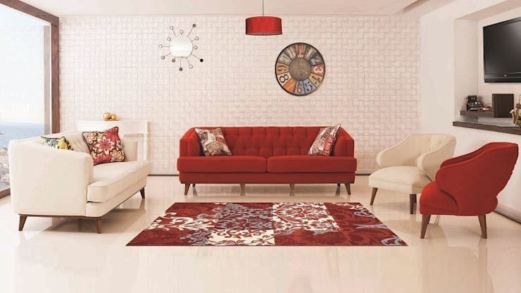 Living room by Mahir Mobilya,