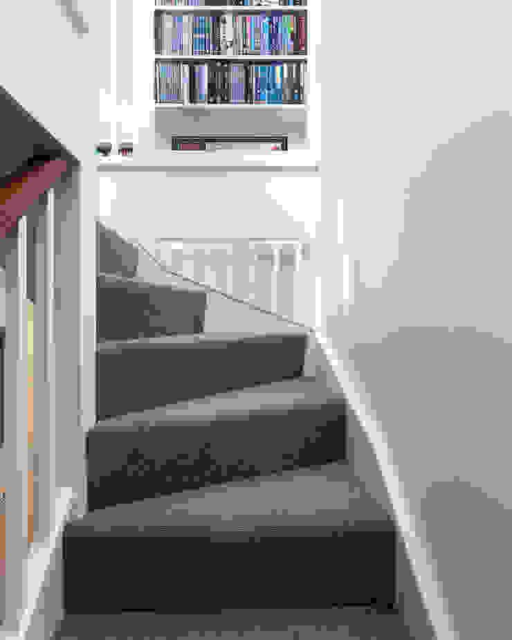 Blackheath House Corredores, halls e escadas modernos por APE Architecture & Design Ltd. Moderno