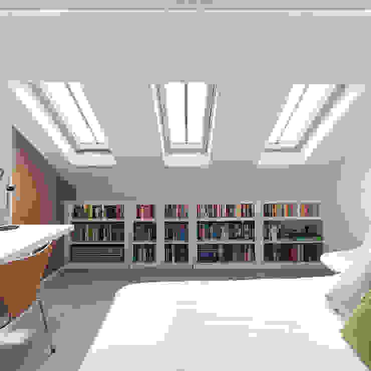 Blackheath House Modern style bedroom by APE Architecture & Design Ltd. Modern