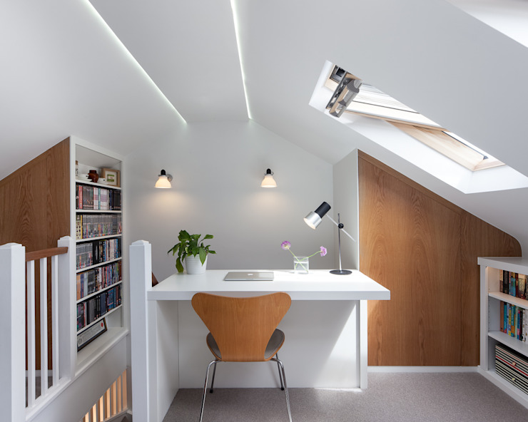Blackheath House Moderne slaapkamers van APE Architecture & Design Ltd. Modern