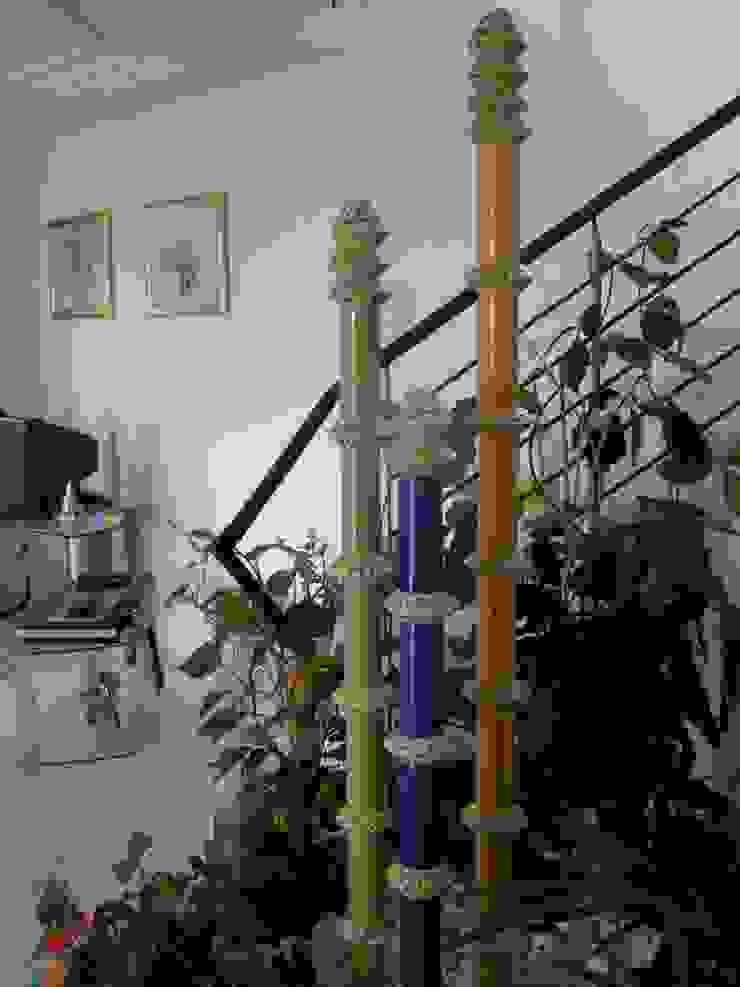 Tuinfonteinen Moderne tuinen van Pottenbakkerij Heksenvuur Modern