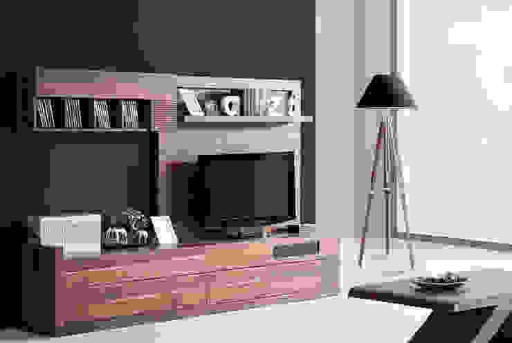 Trabcelona Design – polo tv ünitesi: modern tarz , Modern