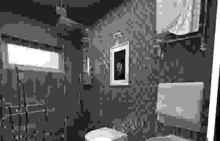 Ванная комната в стиле модерн от İdea Mimarlık Модерн