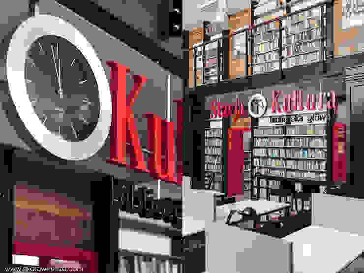 Sikora Wnetrza Oficinas y tiendas