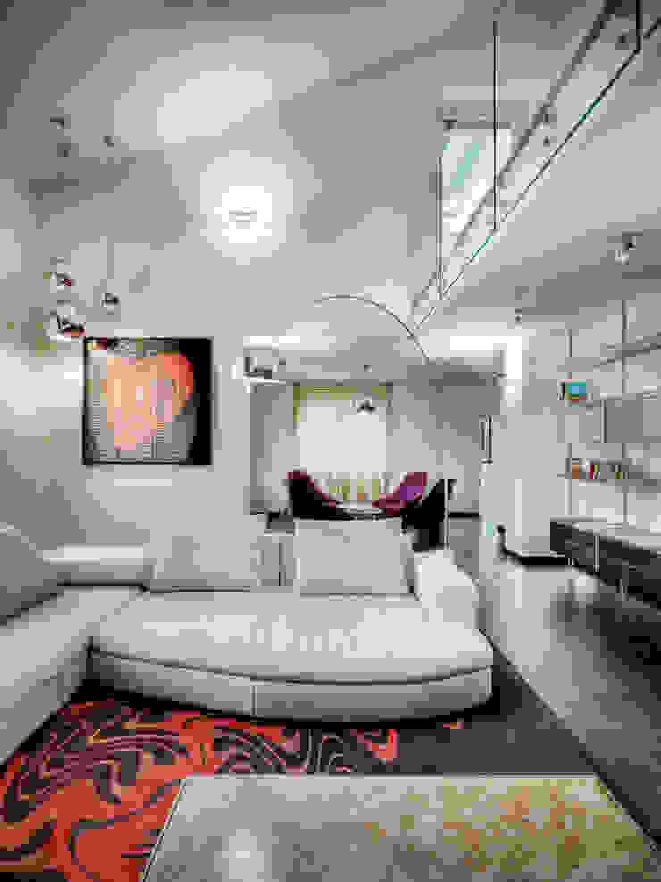 Modern living room by Studio Marco Piva Modern