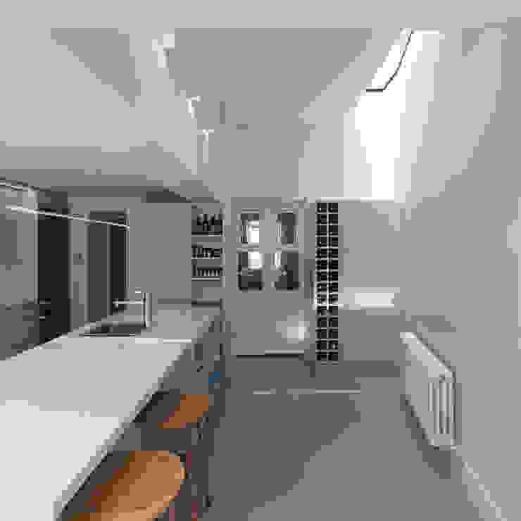 Highbury Town House Modern kitchen by APE Architecture & Design Ltd. Modern