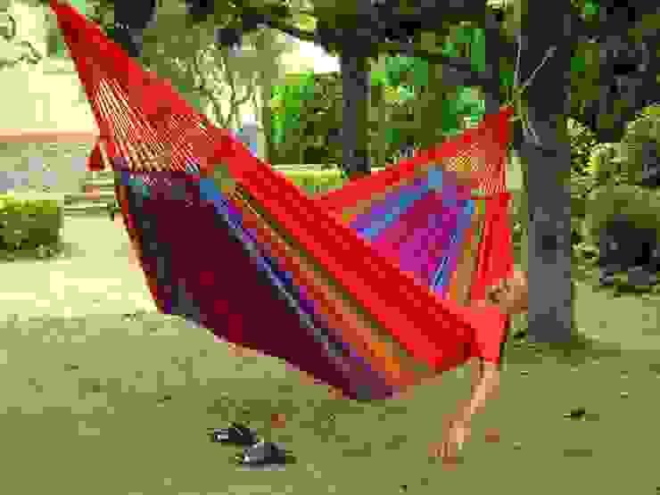 Hamaca Rainbow XL de Mundo de Hamacas, el Auténtico Mediterráneo