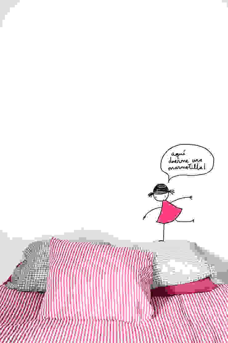 Aqui duerme una marmotilla de Lyona Moderno