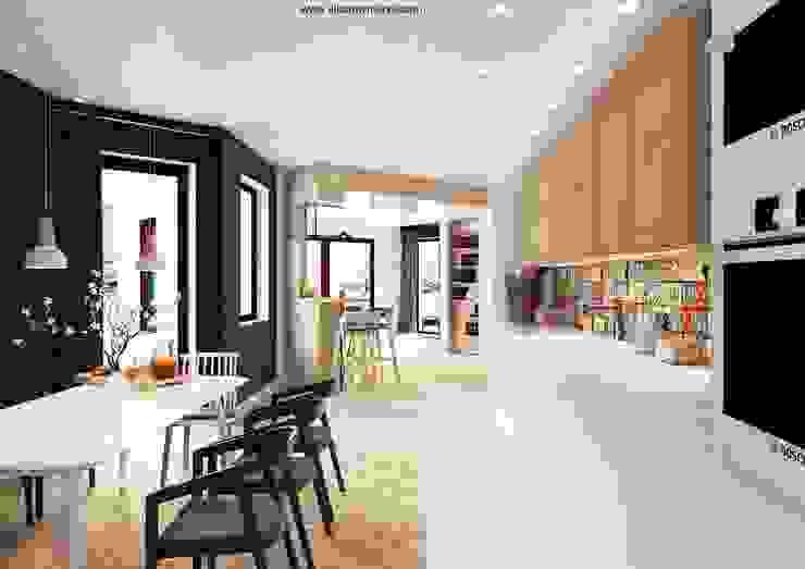 Sikora Wnetrza Classic style kitchen
