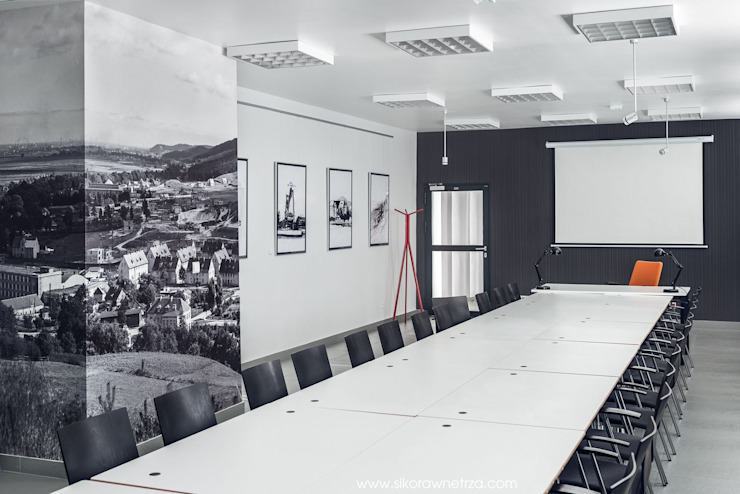 Sikora Wnetrza Conference Centres