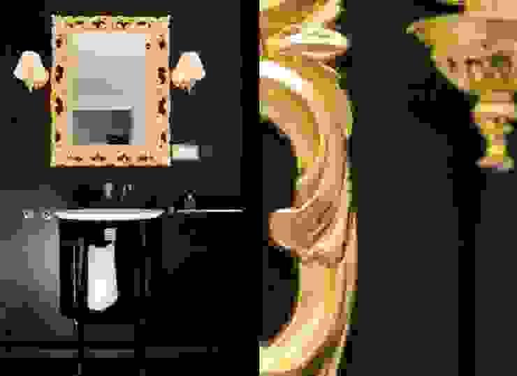 APARTAMENT FUSION Klasyczna łazienka od Sikora Wnetrza Klasyczny