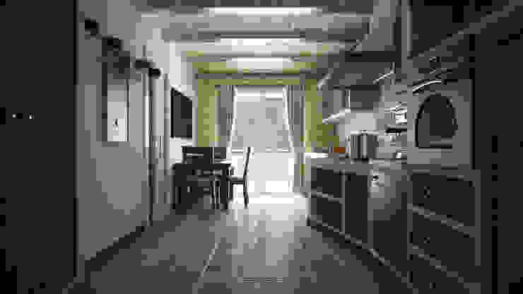 Kitchen by De Vivo Home Design, Mediterranean