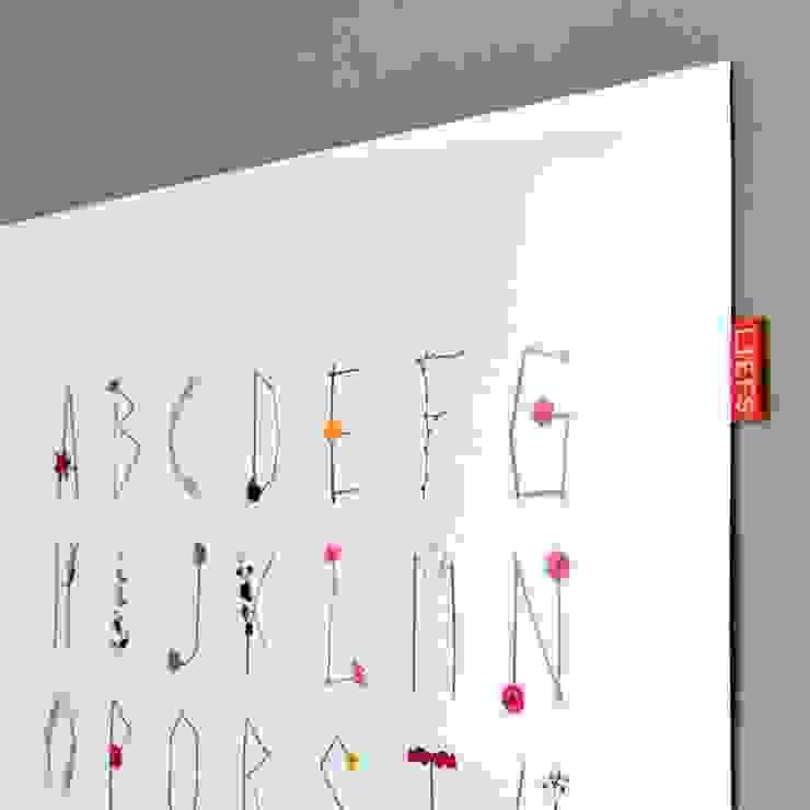 Liefs Limited: Leve de Lente poster van LiefsLabel Rustiek & Brocante