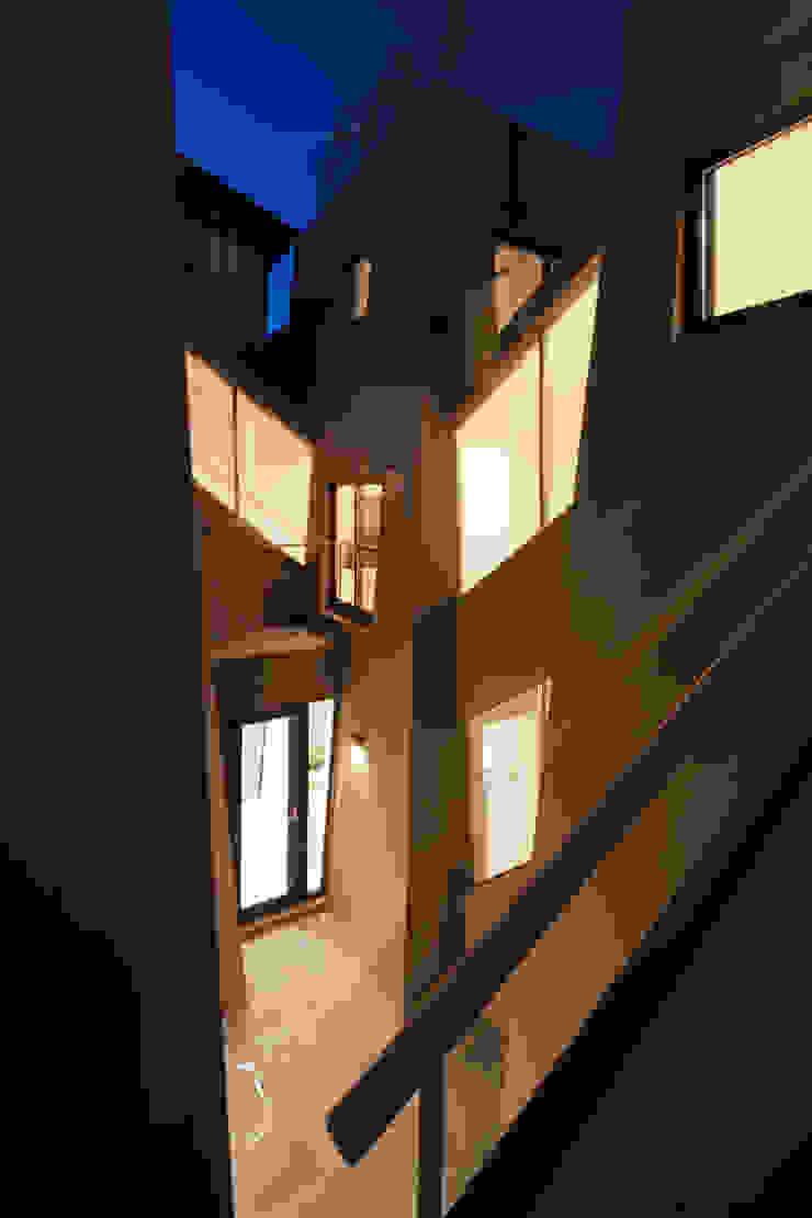 『 にしはらのながや 』 モダンな 家 の O.A.D 岡由雨子建築設計ディザイン モダン