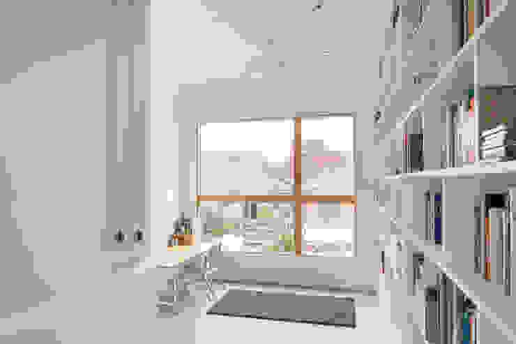 Grasnden, London Modern study/office by Scenario Architecture Modern