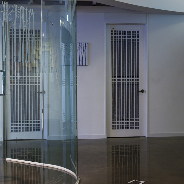 아침 디자인 연구소 가산센터 by 디자인그룹 아침 모던