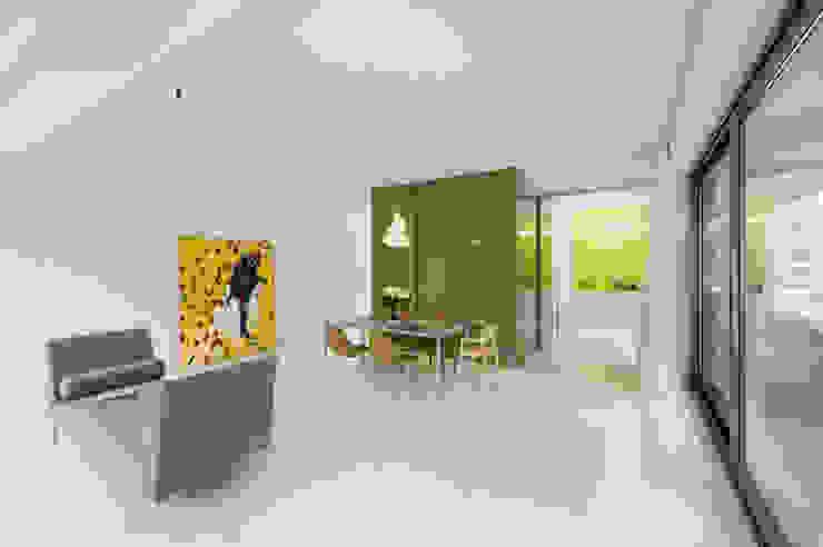 SEHW Architektur GmbH의  거실, 모던