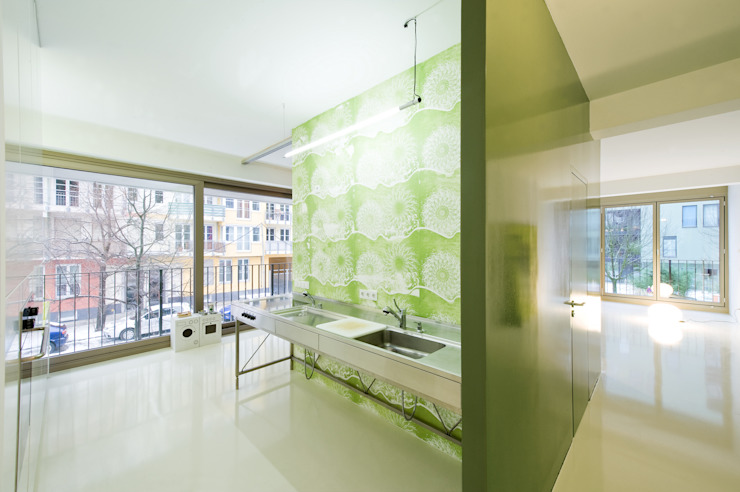 SEHW Architektur GmbH의  주방, 모던