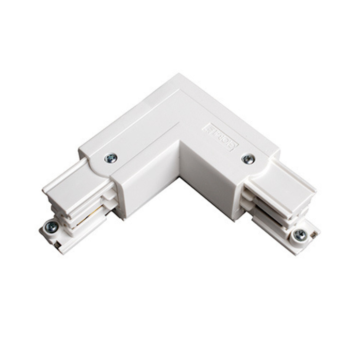 ROBUS L CONNECTOR EARTH INSIDE (WHITE): modern  by DirectTradeSupplies, Modern
