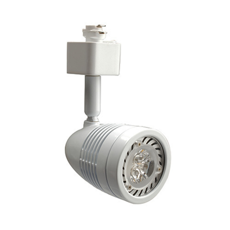ROBUS LED ACORN SPOTLIGHT (WHITE): modern  by DirectTradeSupplies, Modern