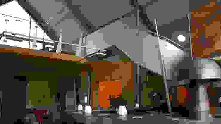 interieur van ARX architecten