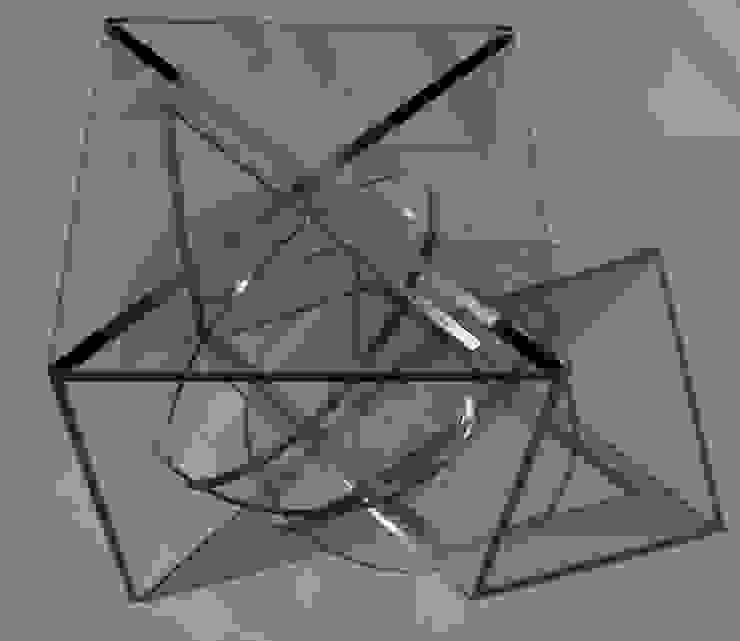 Cubist Acrylaat, Dark Edge: modern  door contravorm, Modern