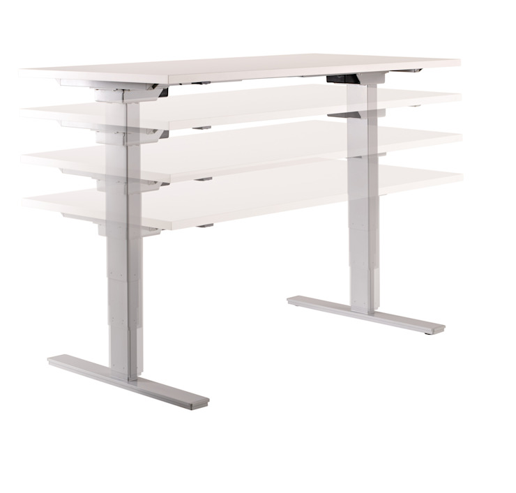 KI's new ToggleSE desk deserves a standing ovation KI Office spaces & stores