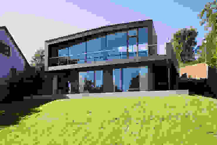 Nowoczesne domy od Markus Gentner Architekten Nowoczesny