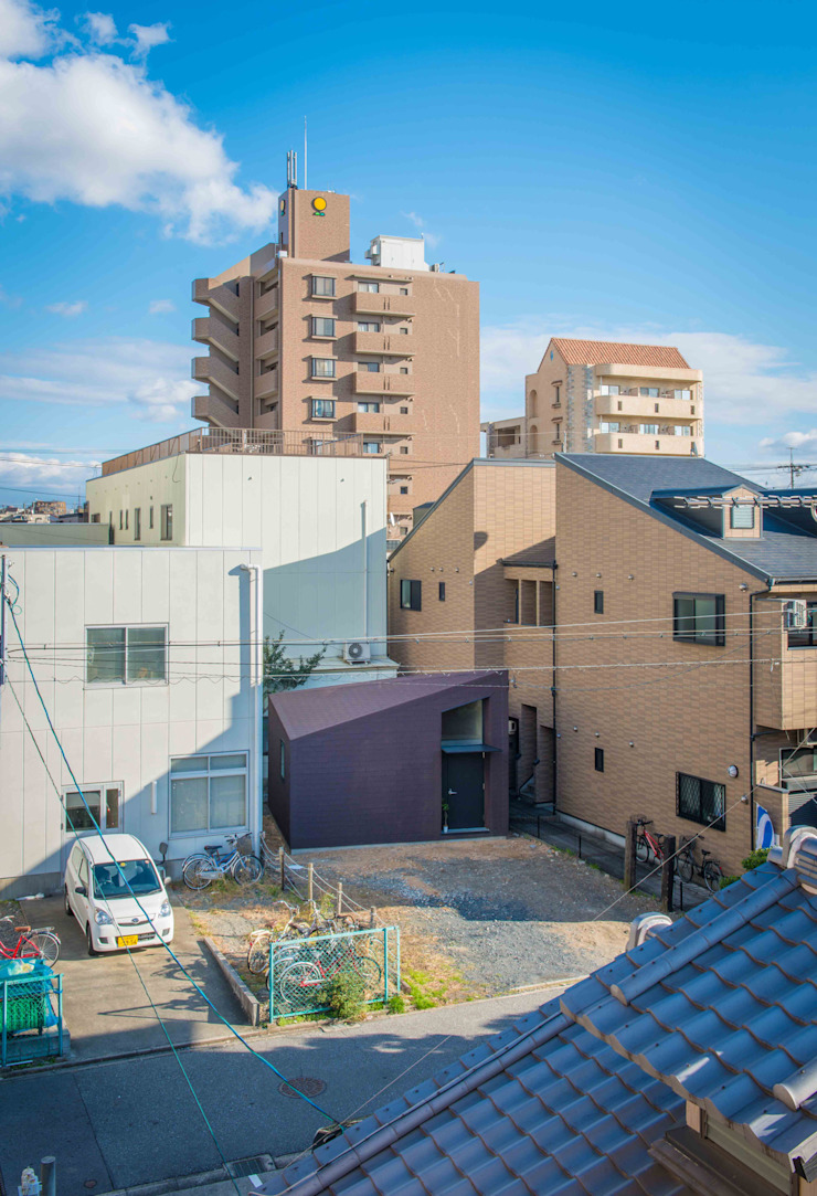 Modern houses by NI&Co. Architects 一級建築士事務所 Modern