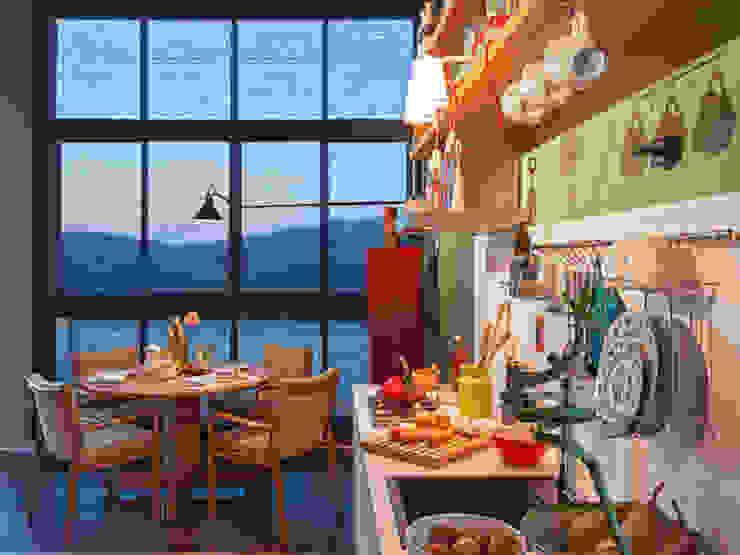 Cocinas modernas: Ideas, imágenes y decoración de Isabela Bethônico Arquitetura Moderno