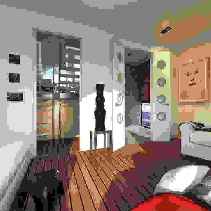 Jacht Moderne slaapkamers van M&M Watervilla Modern