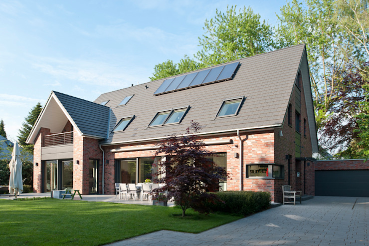 Architekturbüro J. + J. Viethen บ้านและที่อยู่อาศัย