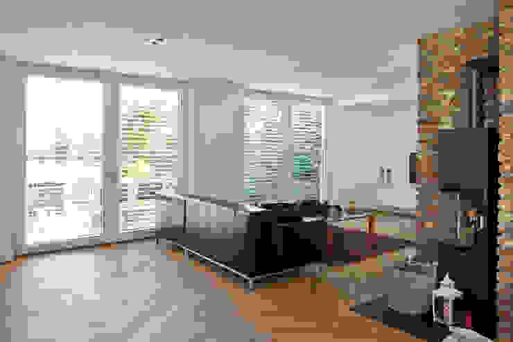 클래식스타일 거실 by Architekturbüro J. + J. Viethen 클래식