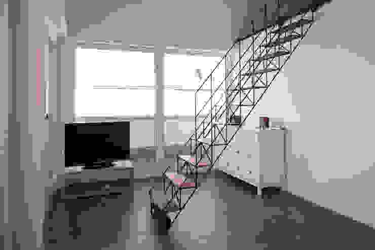 모던스타일 침실 by Architekturbüro J. + J. Viethen 모던