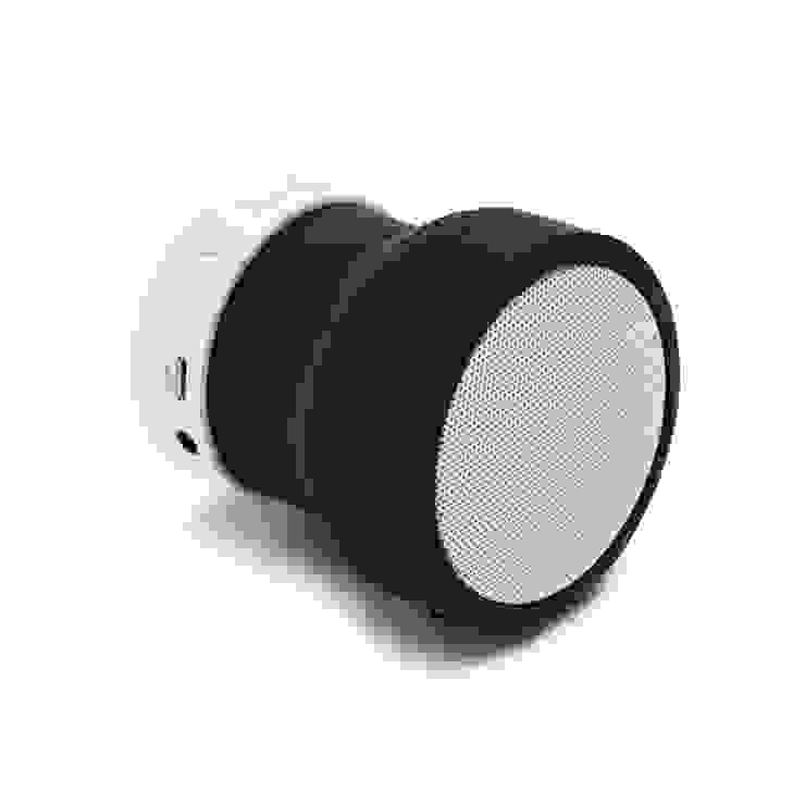 Plox Siren speaker in white Plox Innovations リビングルームアクセサリー&デコレーション