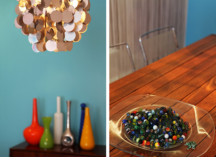 Eclectic style dining room by Tiago Patricio Rodrigues, Arquitectura e Interiores Eclectic
