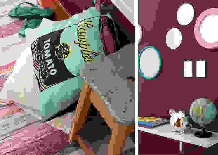 Tiago Patricio Rodrigues, Arquitectura e Interiores Eclectic style bedroom