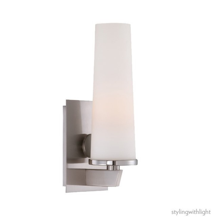 Chelsea Loft Wall Light od stylingwithlight.co.uk Nowoczesny