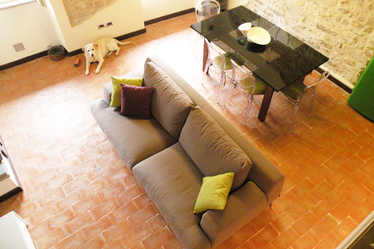 OGARREDO Modern living room