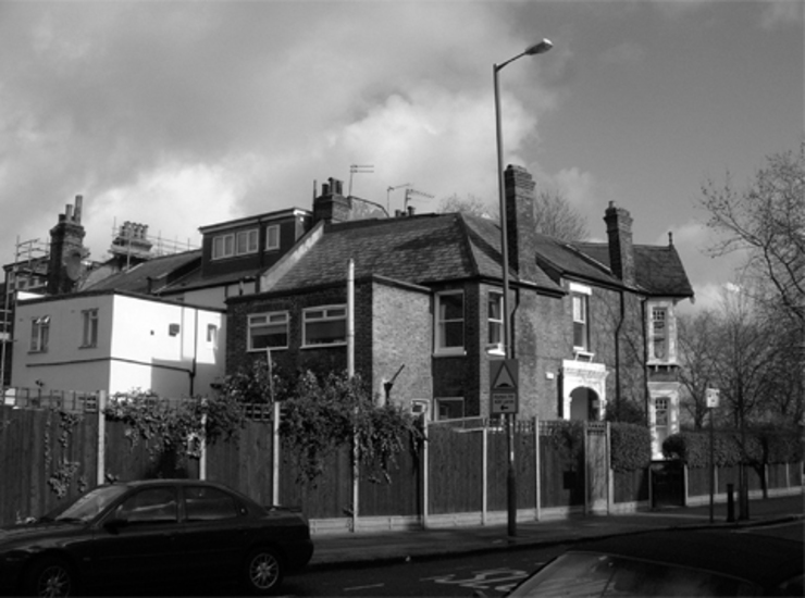 Milman Road - before renovations by Syte Architects Classic