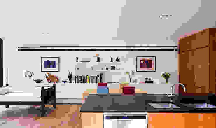 Milman Road - kitchen Modern kitchen by Syte Architects Modern